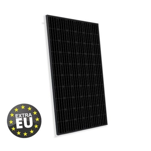 Moduli fotovoltaici Full Black Line OS 280 Wp 60 celle mono