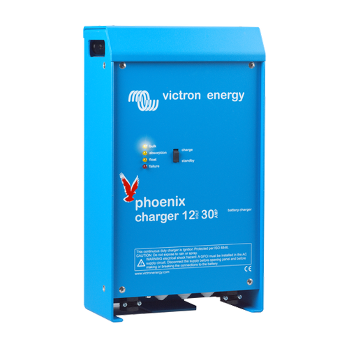 Caricabatterie Phoenix Charger 12/24V Victron Energy
